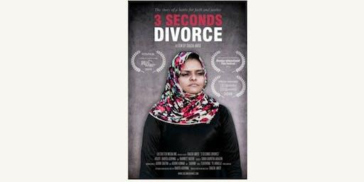 3 Seconds Divorce Screening
