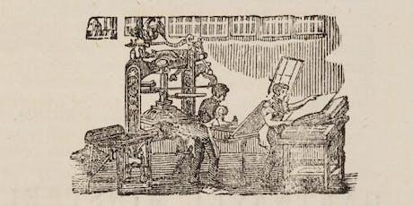 The Asylum Press Project: A Letterpress Printing Workshop tickets