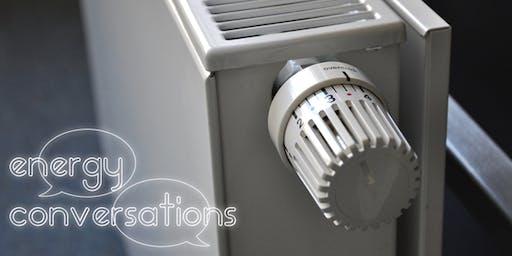 Energy Conversation:  Decarbonising Residential Heat