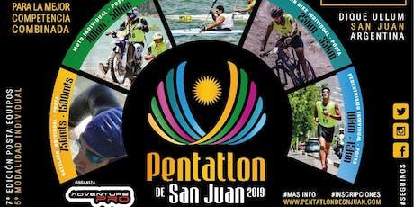 PENTATLON DE SAN JUAN 2019 tickets