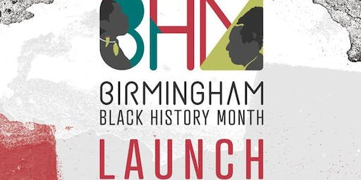 Birmingham Black History Month 2019 Exclusive Evening Showcase Launch Ticket
