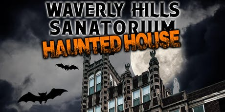 Waverly Hills Haunted House VIP Tickets Louisville Kentucky tickets