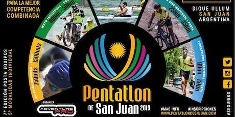 PENTATLON SAN JUAN BUSCA DE EQUIPO 2019 entradas