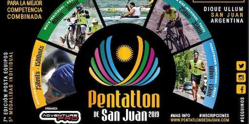 PENTATLON SAN JUAN BUSCA DE EQUIPO 2019