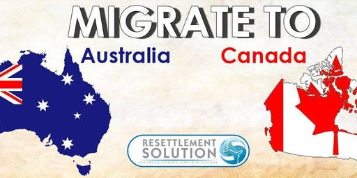Migration Seminar to Australia or Canada in Riyadh-Olaya