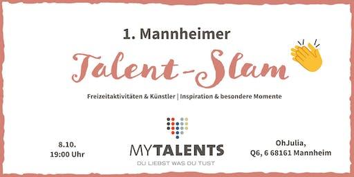 Talent-Slam | myTalents