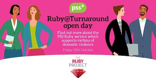 Ruby @ Turnaround Open day