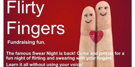Flirty Fingers tickets