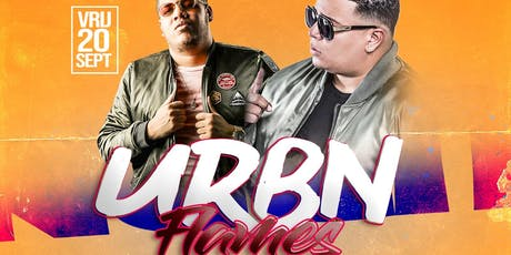 """Urbn Flamez """"Insomnia Pre-Party"""" tickets"""