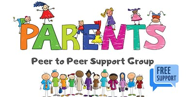 FREE Peer to Peer Parent Support Group - for parents in Croydon
