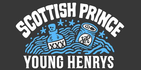 The Scottish Prince - 2nd Birthday Party! tickets