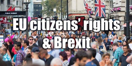 EU Citizens' Rights & Brexit Information Session with Seraphus and Sponsors tickets