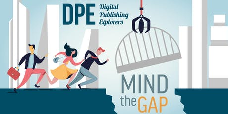 Digital Publishing Explorers - Mind the GAP tickets