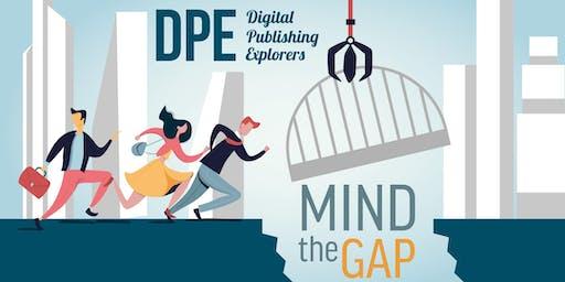 Digital Publishing Explorers - Mind the GAP