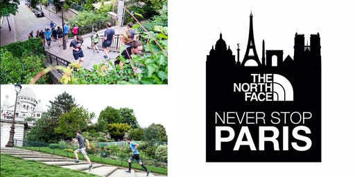 #neverstopparis I Train With Us • Up to Montmartre