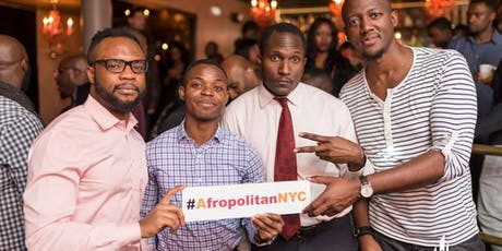 AfropolitanNYC (November Edition) - Largest Afterwork Cultural Mixer For Diaspora Professionals tickets