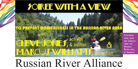 Soiree with a View to Prevent Homelessness in the Russian River Area tickets