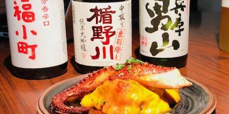 Japan Week - Sake & Tapas Tasting tickets