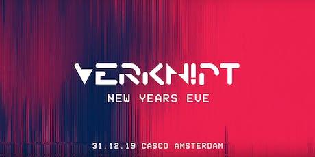 Verknipt New Years Eve Special tickets