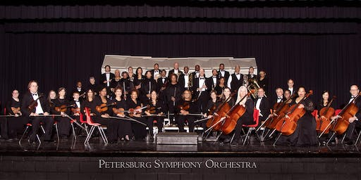 "Petersburg Symphony Orchestra - ""Colors of the Orchestra"""