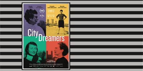 BEAA NB Film Series Premiere: City Dreamers - Saint John Screening tickets