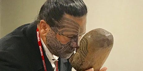 Lecture:  Hongi Hika, Waikato and the King of England tickets