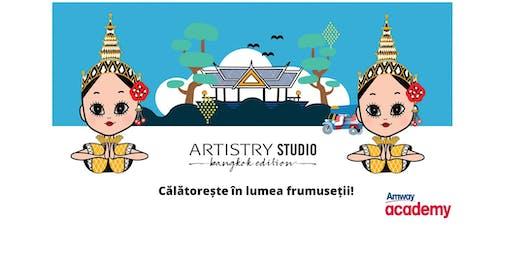 ARTISTRY STUDIO Bangkok Edition vine în Amway Business Center Bucuresti_sesiunea 2