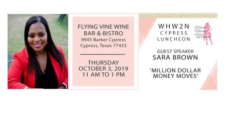 WHW2N - Cypress Luncheon tickets