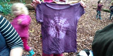 Print, Pattern and Colour for Forest School Practitioners
