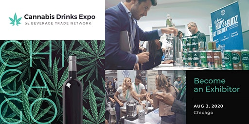 2020 Cannabis Drinks Expo - Exhibitor Registration Portal (Chicago)