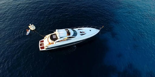 Yacht & Captain Rental Gran Canaria 3 Hours 1-8 Person 12PM-3PM