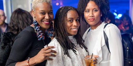 AfropolitanNYC (December Edition) - Largest Afterwork Cultural Mixer For Diaspora Professionals tickets