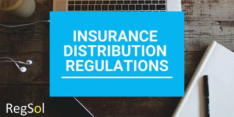 Insurance Distribution Regulation - Galway tickets