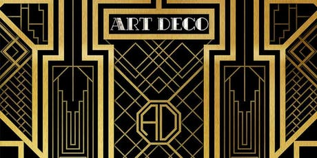 Art Deco and the 'Moderne'  a talk by Sarah Tobias tickets
