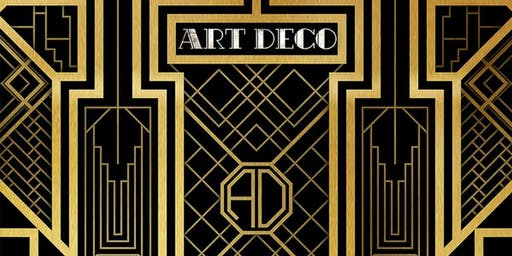 Art Deco and the 'Moderne'  a talk by Sarah Tobias