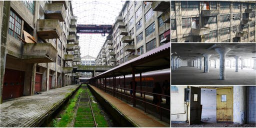 Behind-the-Scenes @ Brooklyn Army Terminal, Largest U.S. WWII Supply Base