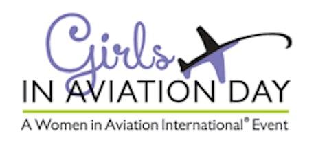 Girls in Aviation Day tickets
