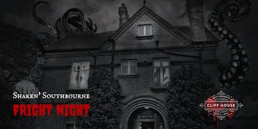 Shaken' Fright Night - Southbourne