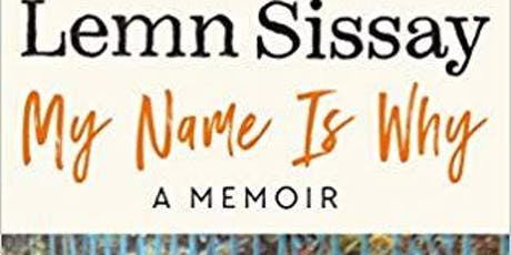 Lemn Sissay book signing tickets
