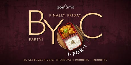 Finally Friday BYOC Party! tickets