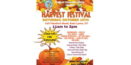 Harvest Festival - East Lyme tickets