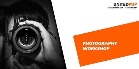 Workshop: Tajne koncertne fotografije tickets