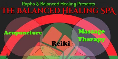 Balanced Healing Spa tickets