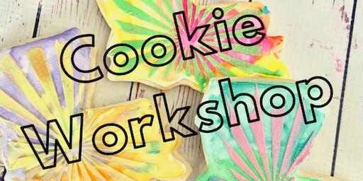 Halloween Cookie Workshop