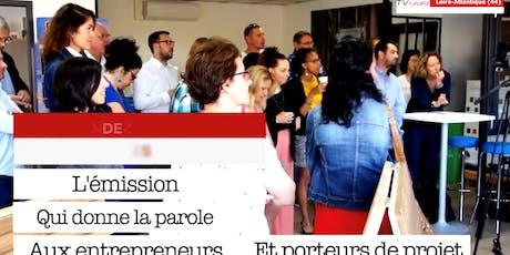 Emission LRE Les RV économiques à Saint-Nazaire billets