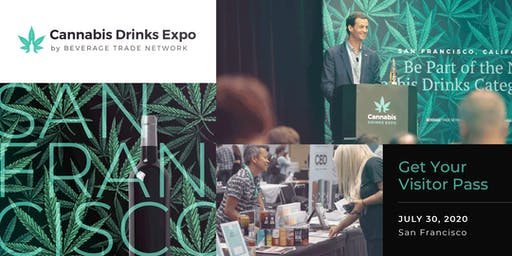 2020 Cannabis Drinks Expo - Visitor Registration Portal (San Francisco)