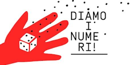 DIAMO I NUMERI! Mostra c/o StatisticAll, dal 24 al 29 settembre 2019 biglietti