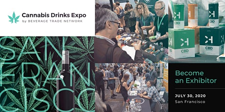 2020 Cannabis Drinks Expo - Exhibitor Registration Portal (San Francisco) tickets