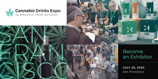 2020 Cannabis Drinks Expo - Exhibitor Registration Portal (San Francisco)