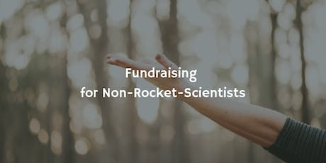 Fundraising for Non-Rocket-Scientists tickets